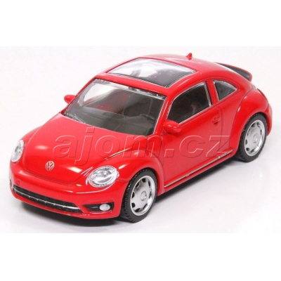 Wolksvagen New Beetlel model auta Mondo Motors 1:43 - 19