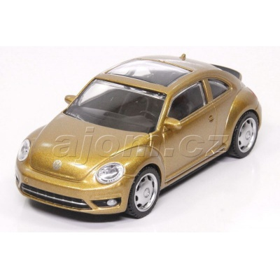 Wolksvagen New Beetlel model auta Mondo Motors 1:43 - 20