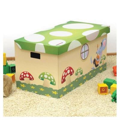 Krooom Krabice truhla na hračky EKO výrobek