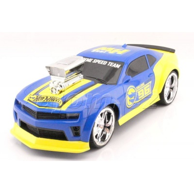 Hot Wheels Turbo Tuning modrý