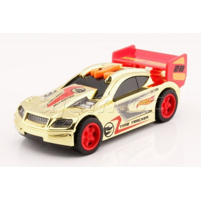 Hot Wheels Blazing Cruisers Time Tracker Gold světlo a zvuk