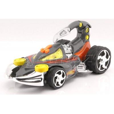 Hot Wheels Monster Action Scorpedo jízda, světlo a zvuk