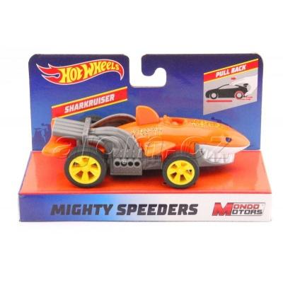 Hot Wheels Mighty Speeders Sharkruiser Orange