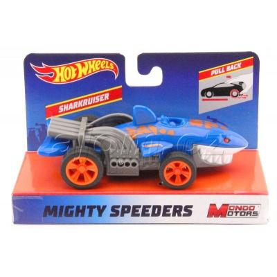 Hot Wheels Mighty Speeders Sharkruiser Blue