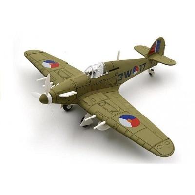 Model letadla Hawker Hurricane béžový