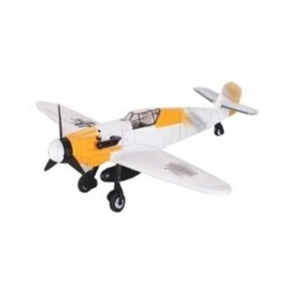 Model letadla BF-109 bíložlutý