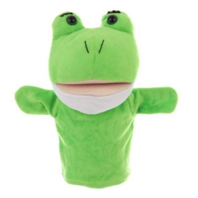 Plyš maňásek Žába 25cm