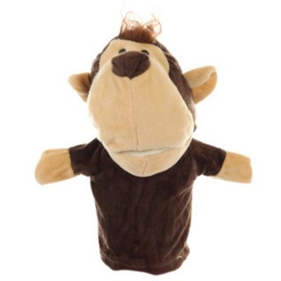 Plyš maňásek Opička 24cm