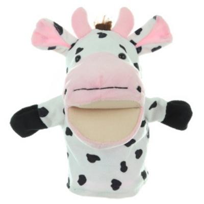 Plyš maňásek Kráva 25cm
