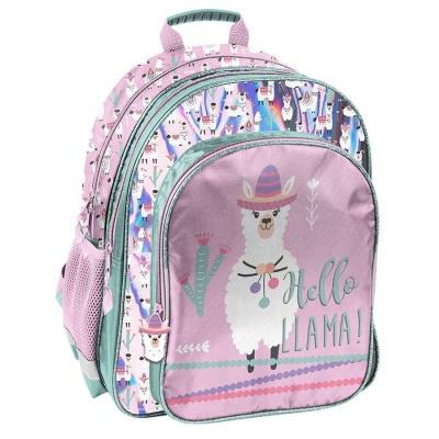 Školní batoh brašna Lama