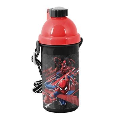 Plastová láhev 500ml Spiderman