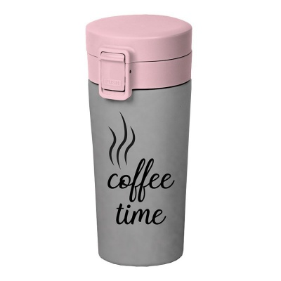 Termoska termohrnek Coffe Time 380ml