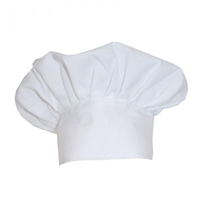 Kuchařská čepice dospělá