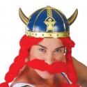 Vikingská helma