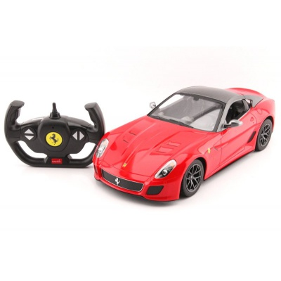 RC model Ferrari 599 GTO auto na dálkové ovládání 1:14