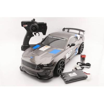 RC model Mustang GT4 4WD 2.4Ghz auto na dálkové ovládání 1:10