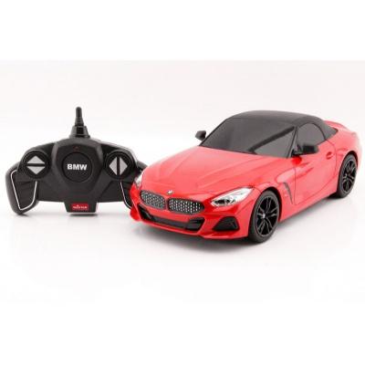 RC model BMW Z4 Roadster auto na dálkové ovládání 1:18 červený