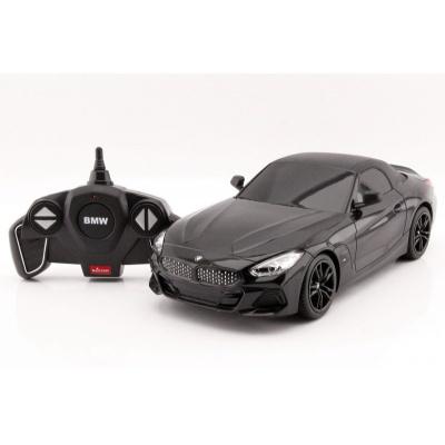 RC model BMW Z4 Roadster auto na dálkové ovládání 1:18 černý