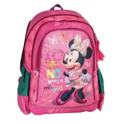 Školní batoh brašna Minnie shopping