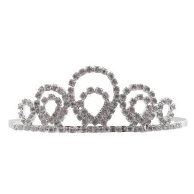 Korunka princezna - kovová