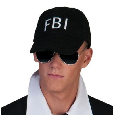 Čepice FBI - dospělá