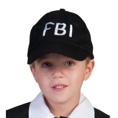 Čepice FBI - dětská