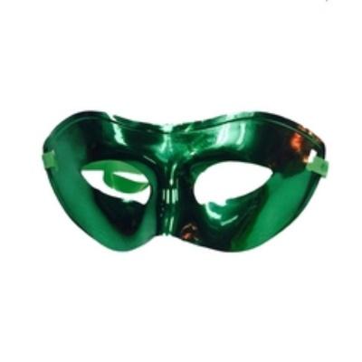 Škraboška maska zelená