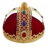 Kovová královská koruna