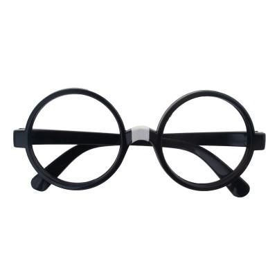 Plastové kulaté brýle