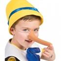 Dlouhý nos Pinokio