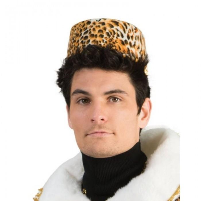 Klobouk - leopard