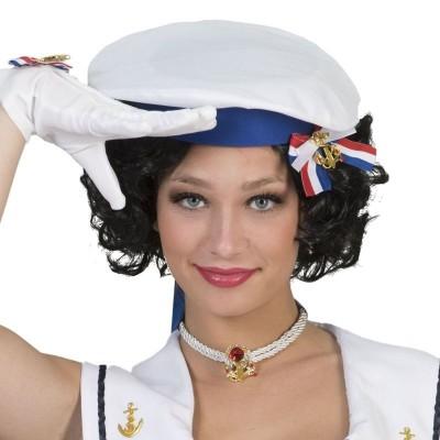 Náhrdelník námořnice kotva