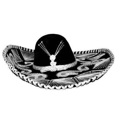 Sombrero luxusní velké - 60cm
