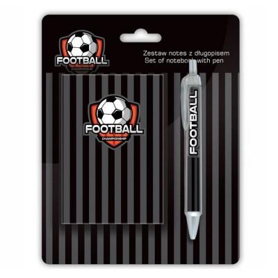 Notes a propiska Fotbal