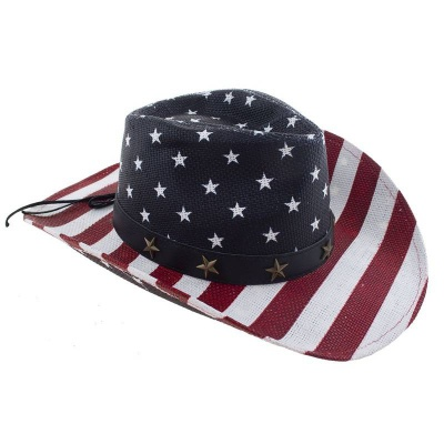 Klobouk USA američan - dospělý