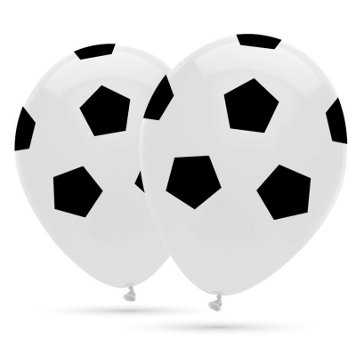 Balónky fotbal 12ks