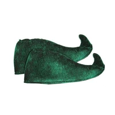 Návleky na boty do špičky dětské - zelené