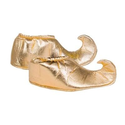 Návleky na boty do špičky dětské - zlaté
