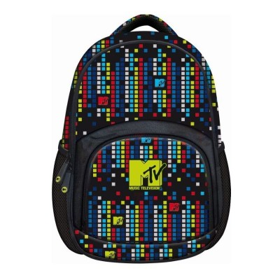 Luxusní tříkomorový batoh MTV Equalizer