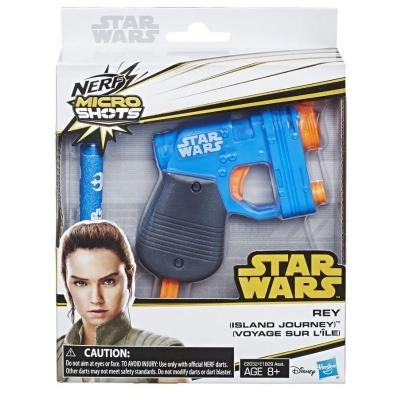 Dětská pistole Nerf Microshot Star Wars Rey