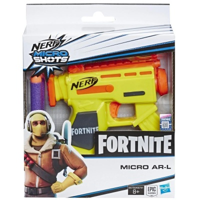 Nerf Microshot Blastr Fortnite AR-L