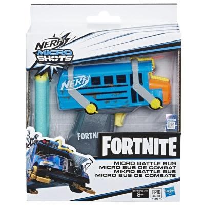 Nerf Microshot Blastr Fortnite Battle Bus