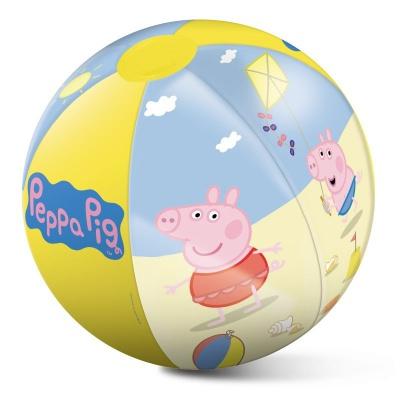 Nafukovací plážový míč Prasátko Peppa Pig 50cm
