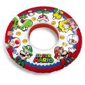 Nafukovací plavací kruh Super Mario 50cm