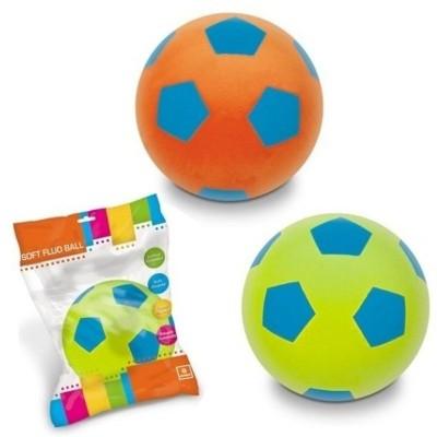 Molitanový míč soft neon 20cm