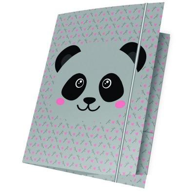 Desky s gumou A4 Panda