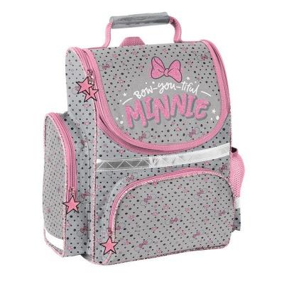 Školní batoh aktovka i pro prvňáčky Minnie Mouse Bow