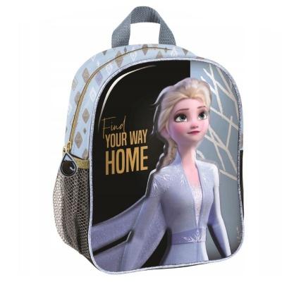 Dětský batoh malý 3D efekt Frozen 2 Ledové království Elsa
