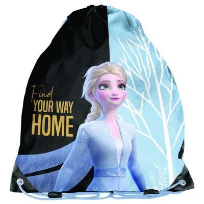 Školní pytel vak sáček Frozen 2 Ledové království Elsa