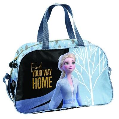 Dětská sportovní taška kabela Frozen 2 Ledové království Elsa